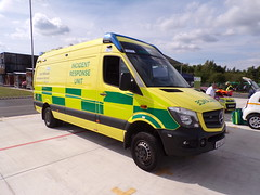 6166 - EMAS HART - BV67 LSC - 101_2392 (Call the Cops 999) Tags: uk gb united kingdom britain england derbyshire east midlands 999 112 emergency service services vehicle vehicles fire and rescue frs open day 4 august 2018 great