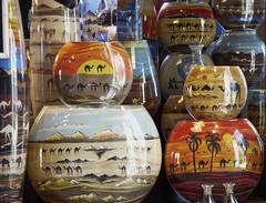 Dubai Souk - Sand bowls (michaelbeyer_hh) Tags: dubai penf souk sand painting