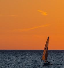 Sailing at Sunset (Olympus OM-D EM1-II & M.Zuiko 40-150mm f2.8 Pro Zoom) (1 of 1) (markdbaynham) Tags: limnos greece lemnos greek greekisland grecia greka mzd mz zd mzuiko zuikolic hellas hellenic northaegean northaegeanisland greekholiday greekaegean aegeanisland olympus omd em1 olympusomd olympusgreece olympusmft mft m43 mirrorless micro43 microfourthird microfourthirds em1ii em1mk2 em1mark2 csc evil micro43rd m43rd travel vacation holiday olympusm43 olympusprolens prozoom 40150mm f28 sailing sunset telephoto