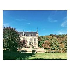Kasteel #goldeneroktober #indiansummer #vscocam #vsco #castle #burg #schloss #endlesssummer #nederland #niederlande #valkenburg