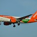 easyJet Europe OE-LQY Airbus A319-111 cn/3683 Painted in