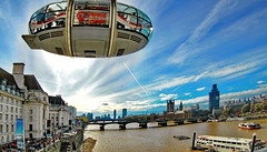 Flying low (gerard eder) Tags: world travel reise viajes europa europe greatbritain england london city ciudades cityscape cityview urban urbanlife urbanview paisajes panorama outdoor londoneye städte stadtlandschaft street streetlife streetart