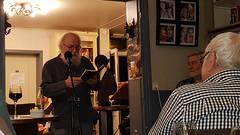 20181012-201825LC (Luc Coekaerts from Tessenderlo) Tags: a20181012westerlovoordracht coeluc cc0 creativecommons 20181012201825lc cafelibro hetboekencafe gedichtenavond trapkenop people voordragen recite profession dichter poet paulfrison westerlo vlaanderen belgië bel