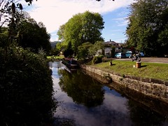 The Llangollen Canal Trevor North Wales Sept 25Th 2018 (mrd1xjr) Tags: the llangollen canal trevor north wales sept 25th 2018 sony hx60v