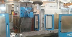 Fresadora Anayak VH-1800 (infoedita) Tags: metal industria
