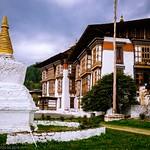 Bumthang (Jakar) - Kurjey Lhakhang (Temple) thumbnail