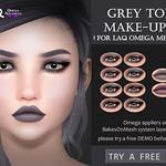 Grey Tones Make-Up Set (LAQ Omega) for FLF thumbnail