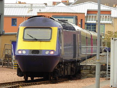 43175 at Perth (The Jamster - Trains and Trams) Tags: class43 diesellocomotive hst highspeedtrain intercity125 railway train