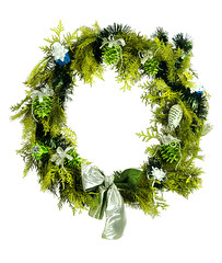 christmas wreath (Desktopedia.com) Tags: accessories background ball border bow celebration christmas christmastime circle closeup color composition cone december decor decorate decoration decorative details door festive fir frame gift glittering golden green greeting hang holiday isolated leaf new object ornament pine pinecone red round season seasonal spruce string traditional white wicker winter wreath xmas year russianfederation