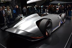 Mercedes Vision EQ Arrow Concept (Monde-Auto Passion Photos) Tags: voiture vehicule auto automobile mercedes vision eq arrow concept conceptcar gris grey sportive rare rareté evenement mondial mondialdelauto france paris