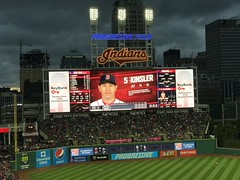 Indians vs Red Sox - September 22, 2018 (primemover88) Tags: mlb indians progressive field cleveland ohio baseball red sox