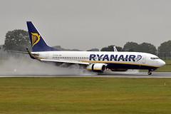 EI-EVW  B737-8AS(WL)  Ryanair (n707pm) Tags: eievw b737 boeing 737 737800 airport airplane aircraft airline eggw lla luton lutonairport londonairport ryr ryanair fr 17092018 737wl
