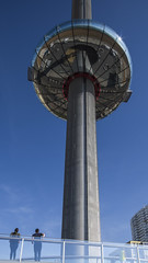 British Airways i360 Coming Back Down To Earth (grahambrown1965) Tags: britishairways britishairwaysi360 i360 ricohimagingcompanyltdpentaxk3ii ricoh pentax k3ii pentaxk3ii sigma 1020mm sigma1020mm brighton hove brightonandhove
