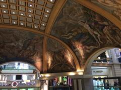 Ceiling at El Ateneo (Michal Kuban) Tags: buenosaires buenos aires 2018 city argentina ateneo