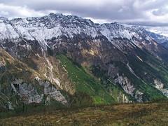 Monte Ciampon ridge (Vid Pogacnik) Tags: italy italia julianalps prealps outdoors hiking landscape mountain monteciampon ridge