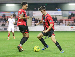 Lewes 3 Worthing 4 03 10 2018-146.jpg (jamesboyes) Tags: lewes worthing sussex football soccer fussball calcio voetbal amateur bostik isthmian goal score celebrate tackle pitch canon 70d dslr