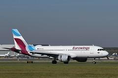 LOWW - Vienna (VIE) - Eurowings - Airbus A320-214 OE-IEU - Flight EW5271 from Kos (KGS)