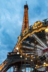 Paris / Париж /explore/2018/10/06 (dmilokt) Tags: карусель carousel город city town башня tower dmilokt nikon d750 paris париж