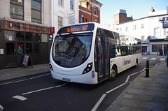 IMGP5401 (Steve Guess) Tags: kingstonuponthames surrey greater london england gb uk bus rbk tfl hallmark rotala wright streetlite edenstreet mx62goa