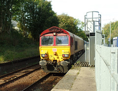 66200 Penryn (1) (Marky7890) Tags: dbcargo 66200 class66 3j15 penryn railway cornwall maritimeline train rhtt