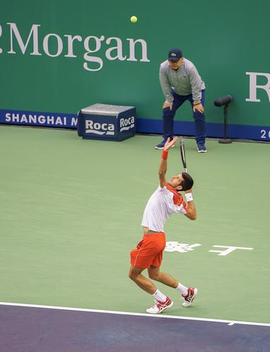 Novak Djokovic@Shanghai ATP1000 Master Series