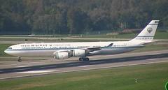 Kuwait Government Airbus A340-500 9K-GBA Zurich Airport webcam capture (AirportWebcams.net) Tags: kuwait government airbus a340500 9kgba zurich airport webcam capture zrh lszh