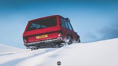 Land Rover (TRebor Photography) Tags: xbox one trebor photography photo car forza horizon 4 fh4 land rover snow mountain
