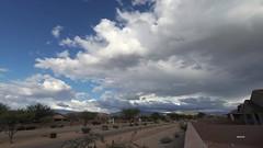 Shower & Rainbow_TL (northern_nights) Tags: timelapse rain shower rainbow vail arizona yi4kactioncam atmosphericoptics