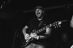 Mike Montrey   Roanoke, VA (Marc Rainey Jr.) Tags: club bar cool vibes virginia feeling expression fun white black guitar concert
