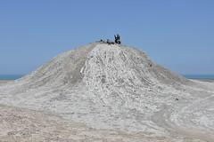 Гобустан, грязевые вулканы (Oleg Nomad) Tags: азербайджан гобустан вулкан грязевой грязь жерло gobustan azerbaijan mood volcano travel