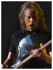Kirk Hammett (daveelmore) Tags: kirkhammett metallica guitarist musician artist guitar band concert music musicfestival festival austincitylimitsmusicfestival aclmusicfest 2018 austintx zilkerpark manualfocus legacylens penfm43adapter fzuiko70mm12