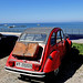 Baratti, Toscana - Citroën 2CV