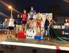Campeonato de Madrid Triatlon Supersprint Villabilla Team Clavería podio 6