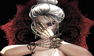 Black Magic Woman...
