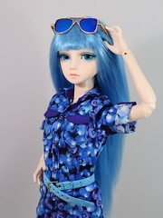 IMG_1578 (MarasiColms) Tags: bjd msd girl resinsoul withdoll mei