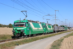 2018-09-27, MBC, Yens (Fototak) Tags: schmalspurbahn treno railway train slm mbc switzerland cargo 21 22
