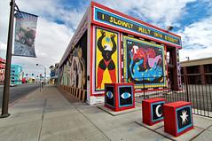 I Slowly Melt into Eternity (Monkeystyle3000) Tags: i slowly melt eternity downtown las vegas street art nevada