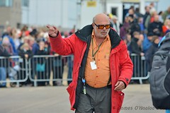 Jean-Luc Courcoult (James O'Hanlon) Tags: giants giant liverpool spectacular liverpoolspectacular liverpoolsdream dream liverpools 3 3giants threegiants new brighton newbrighton wirral beach fortperchrock royal de luxe royaldeluxe jeanluc courcoult jeanluccourcoult dog walk drink
