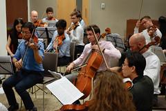 _DSC6179 (erengun3) Tags: jp morgan symphony orchestra rehearsal jpmorgan beethovens 9th eastlondon london londra orkestra raffaello morales citygateway ezgigunuc ezgidalaslan ezgi gunuc violin