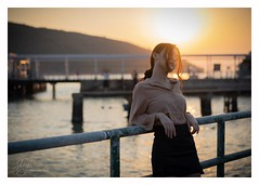 DSC07197- (Ray Leung 231) Tags: sony a7lll a7m3 fe f18 55mm beauty girl hongkong portrait sunset