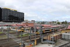 Roma Street Railway Station, Brisbane (philip.mallis) Tags: brisbane romastreetrailwaystation railway train trainstation railwaystation