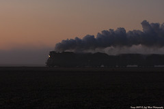 """""""Golden Dawn"""" (jeffmast98) Tags: steam owosso michigan usa"""