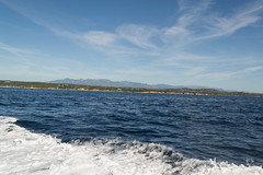 _DSC1770 (Romainounet) Tags: corse nature vert plage bleu ciel sable été septembre 2018 mer bateau