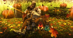 "The ""Addams Family"" -   Addams Groove   ♪♪♪ (isabellajordynn) Tags: addamsgroove mchammer songspirations music halloween family pumpkinparty pumpkinpatch kiddies eagle izzy alex aleksandar rachel nikola sara themagnificentseven 4s thefourcs fall seasons leaves classic beauty sunshine warmth craycraycrew together love art artphotography secondlife virtual tropicalparadise homesweethome beach sand sun grass gorgeous eden sillyfungonewild familyportrait exponentialgrowth zoobycuties halloweeningwiththecuckoos lmao diapersandbottlesandbathsohmy nurseryschoolghouls bballteam"