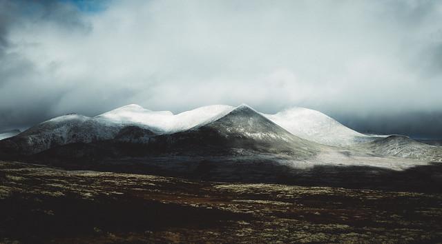 The Rondane National Park