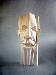 Old Wise Man (Rui.Roda) Tags: origami papiroflexia papierfalten mask masque mascara old wise man