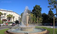 Abano Terme, the treasure of thermal resorts (jackfre 2) Tags: italy abanoterme thermal resort thermalresort hotels