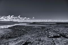 1 Nov 2018-1-Edit-Edit-2-Edit-Edit-Edit.jpg (wraithid) Tags: lighthouse sun sea clouds burryport