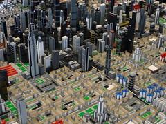 Microville - 2018 (chpujaletplaa) Tags: ville town city stadt lego maquette stadtmodell architecture architektur urbanisme urbanism stadtplanung microscale miniformat