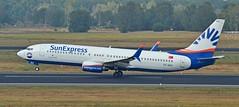 SunExpress TC-SEZ - Boeing B737-800 (G-RJXI) Tags: sunexpress tcsez b737 b737800 berlin tegel txl eddt